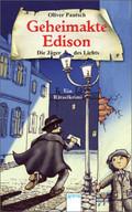 Geheimakte Edison - Die Jäger des Lichts