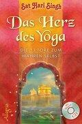 Das Herz des Yoga, m. Audio-CD