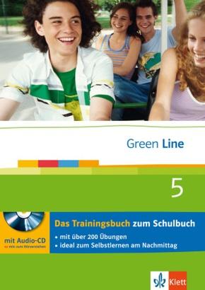Klasse 9, Das Trainingsbuch m. Audio-CD