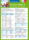 Green Line, Neue Ausgabe für Gymnasien: Auf einen Blick: Grammatik passend zum Schulbuch; Bd.2