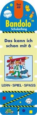 Bandolo (Spiele): Das kann ich schon mit 6 (Kinderspiel); Set.49