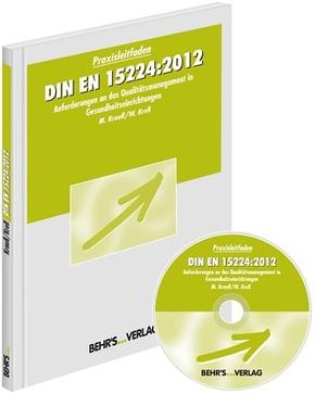 DIN EN 15224:2012, m. CD-ROM