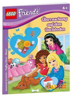 LEGO® Friends. Überraschung auf dem Dachboden, mit LEGO® Mini-Set