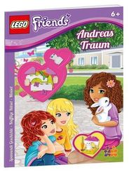 LEGO® Friends. Andreas Traum, m. LEGO-Set