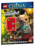 LEGO® Legends of Chima. Wölfe und Krokodile
