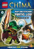 LEGO® Legends of Chima. Auf die Sticker, fertig, los!