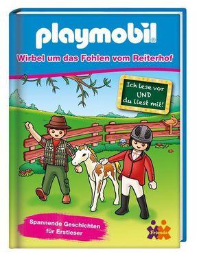 PLAYMOBIL. Wirbel um das Fohlen vom Reiterhof