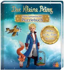 Der Kleine Prinz. Mein fantastisches Puzzlebuch