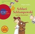 Schluri Schlampowski und der Störenfried, 1 Audio-CD