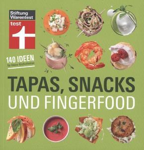 Tapas, Snacks und Fingerfood