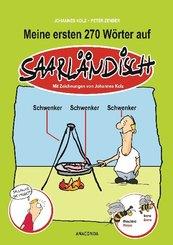 Meine ersten 270 Wörter auf Saarländisch