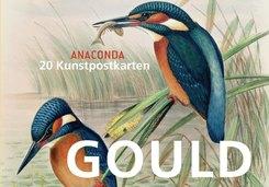 Postkartenbuch Gould