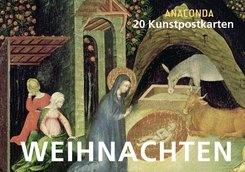 Weihnachten, Postkartenbuch; Volume 10