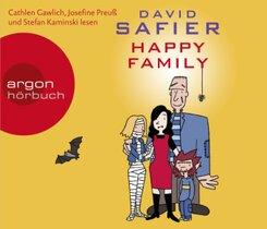 Happy Family, 5 Audio-CDs
