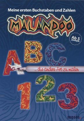 Malandoo- Meine ersten Buchstaben und Zahlen