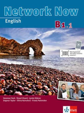 Network Now B1: Student's Book m. 3 Audio-CDs; Bd.B1.1