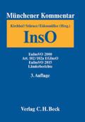 Münchener Kommentar zur Insolvenzordnung: EuInsVO 2000, Art. 102 und 102a EGInsO, EuInsVO 2015, Länderberichte; Bd.4