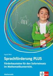 Sprachförderung PLUS Mathematik