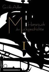 Handbuch der Musikgeschichte - Bd.1