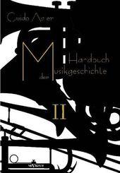 Handbuch der Musikgeschichte - Bd.2