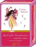 Zauberhafte Transformation - Liebe das Leben!, Affirmationskarten u. Begleitbuch