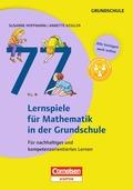 77 Lernspiele für Mathematik in der Grundschule