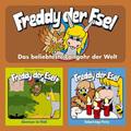 Freddy der Esel, 2 Audio-CDs - Folge.3 & 4