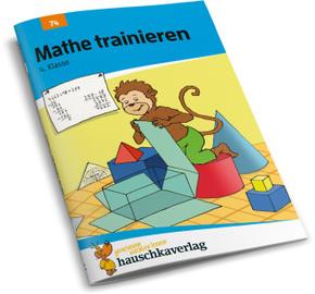 Mathe trainieren, 4. Klasse