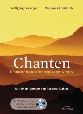 Chanten, m. Audio-CD