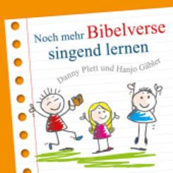 Noch mehr Bibelverse singend lernen, 1 Audio-CD