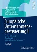 Europäische Unternehmensbesteuerung II - Bd.2