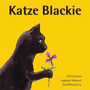 Katze Blackie