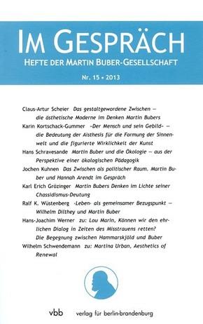 Im Gespräch, Heft 15/2013