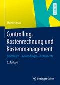 Controlling, Kostenrechnung und Kostenmanagement