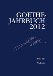 Goethe-Jahrbuch 2012 - Bd.129