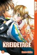 Kreidetage - Bd.3