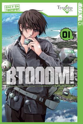 Btooom! - Bd.1
