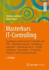 Masterkurs IT-Controlling
