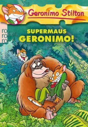 Geronimo Stilton 27: Supermaus