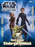 Star Wars The Clone Wars Kindergartenblock