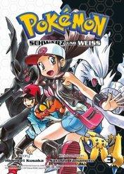 Pokémon Schwarz und Weiß - Bd.3