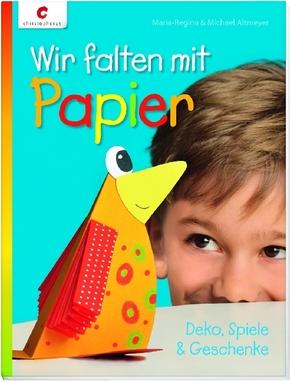 Wir falten mit Papier