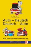 Auto - Deutsch, Deutsch - Auto