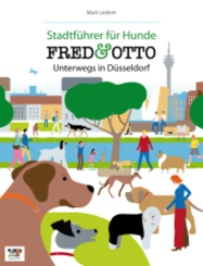 FRED & OTTO unterwegs in Düsseldorf
