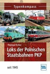 Loks der Polnischen Staatsbahnen PKP; .