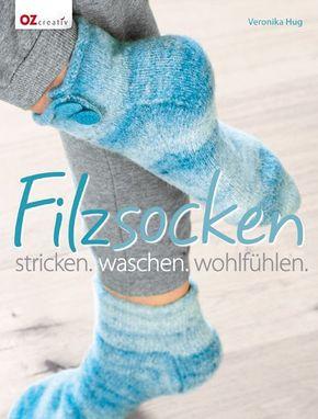 Filzsocken