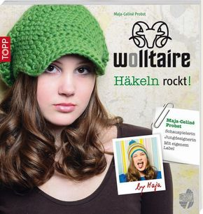 Wolltaire - by Maja, m. 3 Textil-Label