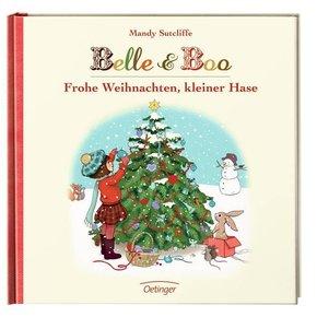 Belle & Boo - Frohe Weihnachten, kleiner Hase