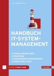 Handbuch IT-Systemmanagement, m. 1 Buch, m. 1 E-Book