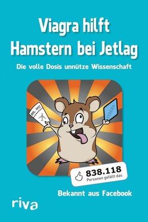 Viagra hilft Hamstern bei Jetlag - Die volle Dosis unnütze Wissenschaft